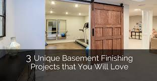 Basement Finishing Design Custom 48 Unique Basement Finishing Projects You Will Love Home Remodeling