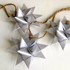 Decorative Items With Paper Make Origami Christmas Ornaments My Decorative