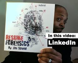 Resume Forensics - How To Find Resumes on LinkedIn