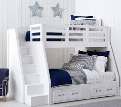 loft beds for kids pottery barn. Simple Kids Belden TwinoverFull Stairloft Bunk  Pottery Barn Kids And Loft Beds For D