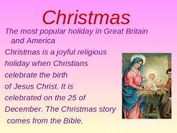 Christmas Day Essay All Essay Short Essay On Christmas 140 Words