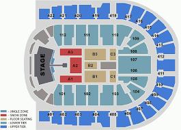 Molson Amphitheatre Toronto Seating Chart Memorable Bright House Amphitheater Seating Chart 2019
