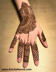 Indian Wedding Henna Designs Indian Wedding Mehendi Designs Happyshappy