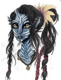 avatar na vi oc by caithlyn