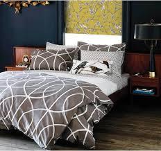 image of modern duvet covers bedding set