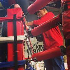 unmatched pedigree train with oakland boxing legends to begin king s boxing gym
