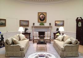 oval office paintings. the oval office set courtesy of steve arnold paintings