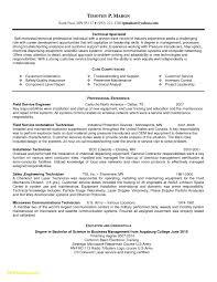 Field Service Technician Resume Sample Mechanic Resume Template Download Download Field Service Technician 1