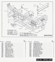 1989 electric club car wiring diagram free picture wiring