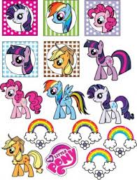 Small Picture Stickers My Little Pony Stickers Free Printable Ideas from