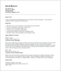 Examples Of Problem Solving Skills In Customer Service Sample Resume For Customer Service Associate Englishor Com