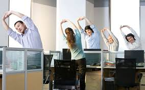 best desk job exercises to help you cope