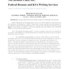 Great Federal Resume Writing Services Washington Dc Pictures