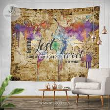 world map canvas nz best of crafty world map wall hanging fabric for best and newest on fabric wall art nz with view photos of ikea fabric wall art showing 14 of 15 photos
