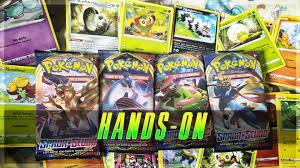 Pokémon TCG Sword and Shield - Thực hành »Hãy nói về các trò chơi video