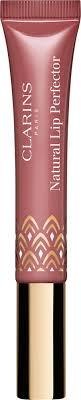 Clarins Natural Lip Perfector <b>Блеск для губ</b>, 16 <b>intense</b> rosebud, 12 мл