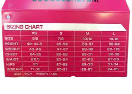 32 Degrees Heat Size Chart Weatherproof 32 Degrees Girls Winter Snow Bib Pant