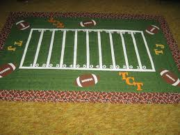 Best 25+ Sports quilts ideas on Pinterest | Jersey quilt, Top kids ... & football quilts | Easy Football Quilt . by sewing cindy | Quilting Ideas Adamdwight.com
