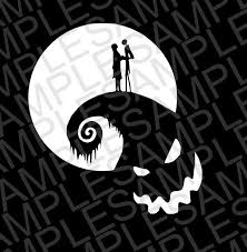 Nightmare Before Christmas Svg Images Free Svg Cut Files Free Photos