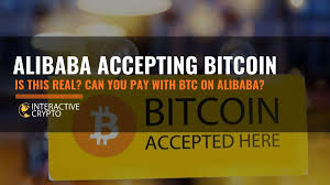 Flying airbaltic will allow you the cable tv giant began accepting bitcoin in 2014. Can You Buy Goods On Alibaba With Bitcoin
