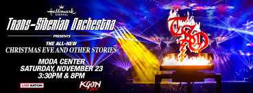 Trans Siberian Orchestra 2019 Presented By Hallmark Channel