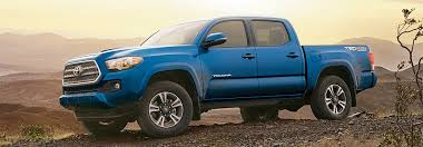 2017 Tacoma Towing Capacity Chart How Much Weight Can The 2017 Toyota Tacoma Tow