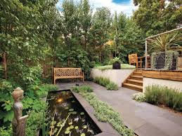 Small Picture of a garden design from a real Australian house Gardens photo 321224