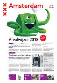 Afvalwijzer West 2018 By Movement Issuu