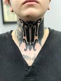 Chris Lombardi Protect Ya Neck Hand Of Doom Tattoo