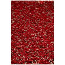 bliss 1584 red heather area rug by kas