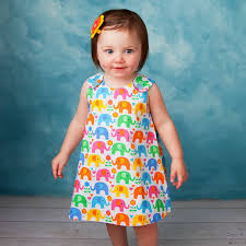 Toddler Dress Patterns Impressive The Perfect A Line Dress Pattern Baby And Toddler Classic