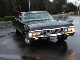 67 Chevy Impala sedan (Supernatural car) | Cool Vehicles ...
