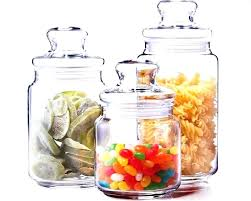 full size of large glass jar with wood lid decorative containers lids colored canisters kitchen home