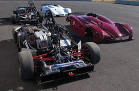 motorcycle powered cars