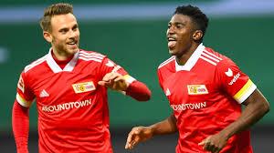 Fc union berlin, union berlin oder einfach nur 1. Fc Union Berlin Gewinnt Bei Werder Bremen In Bundesliga