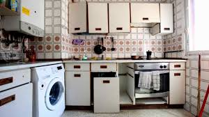 Captivating Ltimo De Cambiar Cocina Sin Obra Renovar Obras Cenefa Azulejos Revestimiento