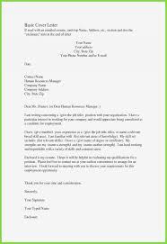 Cover Letter Title For Job Application New Letter Motivation
