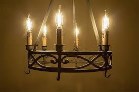 beautiful idea led chandelier light bulbs 4 watt ca10 led filament candle bulb 2700k soft white