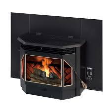 Milan Fireplace Insert  Masters Pellet StovesPellet Stove Fireplace Insert