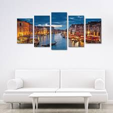 Seaside Decorative Accessories funlife Seaside Town DIY Wall Decals Frameless Wall Paper 100pcs 31