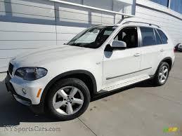 Coupe Series 2008 x5 bmw : 2008 BMW X5 3.0si in Alpine White - 020591   NYSportsCars.com ...