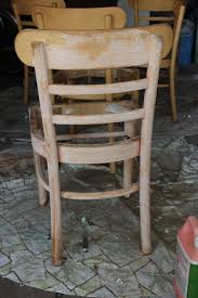 how to refinish wooden dining chairs a step by step guide from start to finish