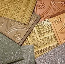 Armstrong Decorative Ceiling Tiles Armstrong Ceiling Tiles in assorted finishes by Urban Revivals 7