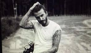 Proměny účesů Davida Beckhama Evropa 2