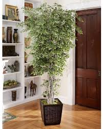 realistic costeffective silk  artificial trees at