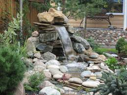 Small Backyard Makeovers Ponds And Waterfalls Ideas Ecbafdeaeff