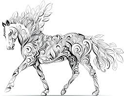 Animal Pictures To Color Coloring Pages For Animals Farm Animals