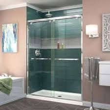 barn style shower door framed sliding shower door barn style frameless sliding glass shower door hardware