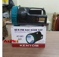 Đèn pin sạc KT 201 Nguồn điện sạc : AC 220V/50HzBóng đèn led: HIGHT POWER