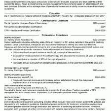 Best Dentist Cv Template Gallery Certificate Design And Template